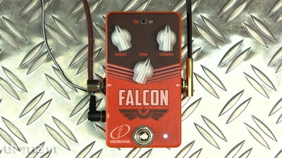 Crazy Tube Circuits Falcon Overdrive