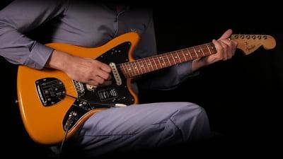 Fender Player Serie Jaguar PF Capri