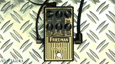 Friedman Small Box Overdrive