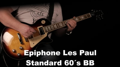 Epiphone Les Paul Standard 60´s Bourbon Burst