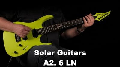 Solar Guitars A2.6LN