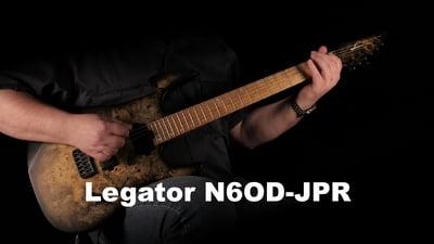 Legator N6OD-JB
