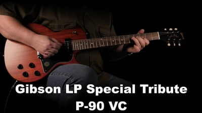 Gibson Les Paul Special Tribute VC Vintage Cherry