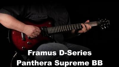 Framus D-Serie Panthera Supreme