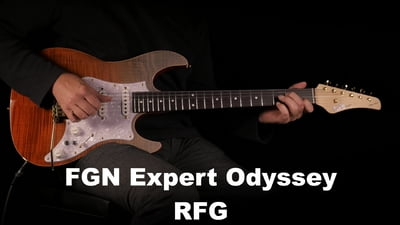 FGN Expert Odyssey Ripe Kaki Gradation