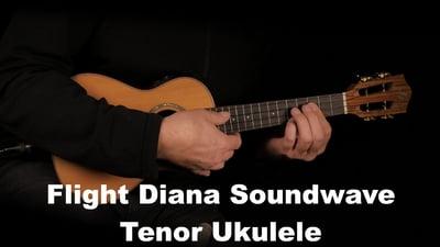 Flight Diana Soundwave Tenor Ukulele