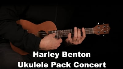 Harley Benton Ukulele Pack Concert