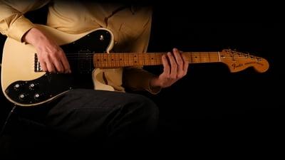 Fender 70 Tele Deluxe Road Worn Olympic White