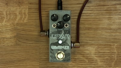 Wampler Ratsbane Overdrive/Distortion