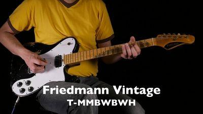 Friedman Vintage T-MMBWBWH