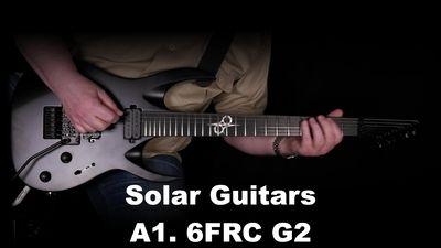 Solar Guitars A1.6FRC G2