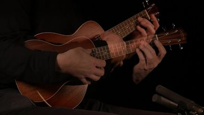 Lanikai Mahogany Concert Ukulele MA-C Konzert Ukulele