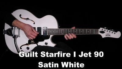Guild Starfire I Jet 90 Satin White
