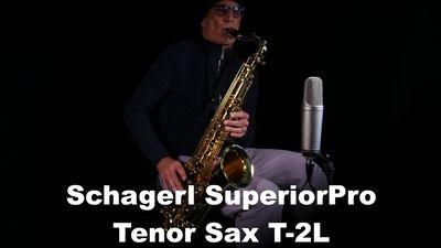 Schagerl SuperiorPro Tenorsaxophon T-2L