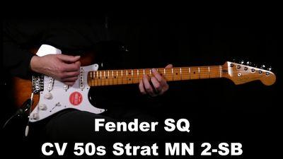 Fender Squier Classic Vibe 50s Strat MN 2-SB