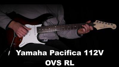 Yamaha PACIFICA112V OVS