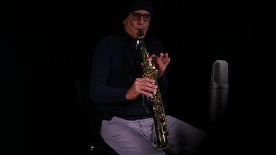 Yanagisawa S-WO2 Sopransaxophon