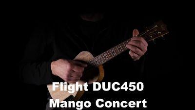 Flight DUC450 Mango Concert