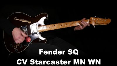 Fender Squier Classic Vibe Starcaster MN WN