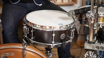 Gretsch Drums 14x5,5 Mike Johnston Snare Drum