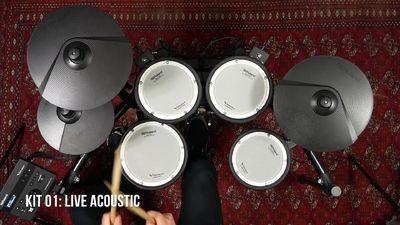 Roland TD-07KV V-Drum Set