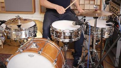 Pearl Sensitone Brass Snare
