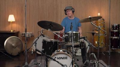 Sonor AQX Jazz Set