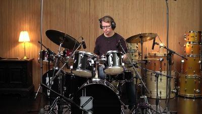 Millenium Focus 22 Drum Set