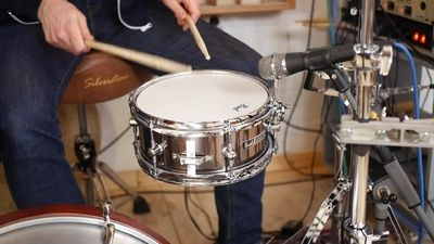 Pearl 10x4,5 Short Fuse Snare Drum