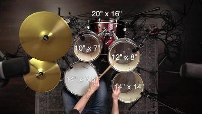 Millenium Focus 20 Drum