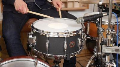 Gretsch Drums 14x6,5 Black Copper Snare Drum