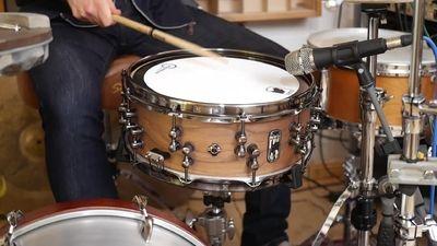 Mapex 14x5,5 Design Lab The Machine Snare Drum
