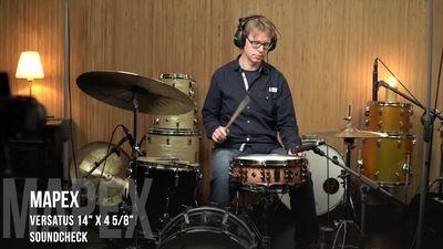 Mapex 14x 4 5/8 Design Lab Versatus Snare Drum