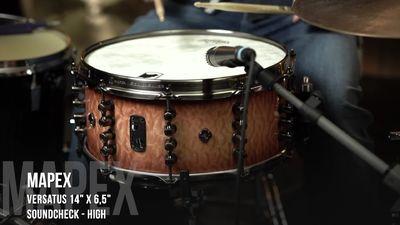 Mapex 14x 6,5 Design Lab Versatus Snare Drum