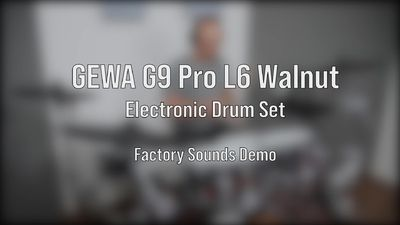 Gewa G9 E-Drum Set Pro L6