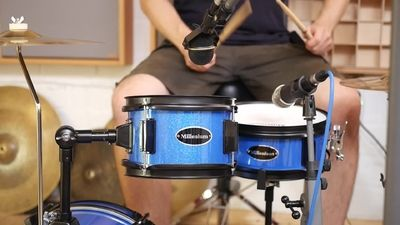 Millenium Youngster Drum Set