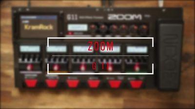 Zoom G 11
