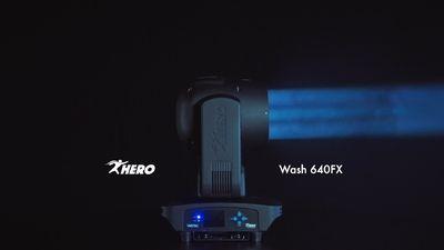Varytec Hero Wash 640FX RGBW