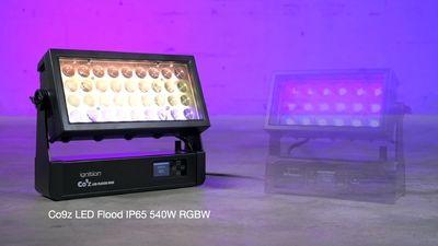 Ignition Co9z LED Flood IP65 540W RGBW