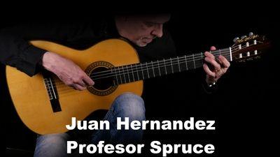 Juan Hernandez Profesor Spruce