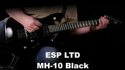 ESP LTD MH-10 Black
