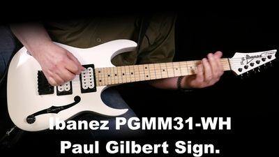 Ibanez PGMM31-WH