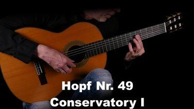 Hopf/Hellweg Nr. 49 Conservatory I
