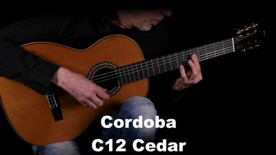 Cordoba C12 Cedar