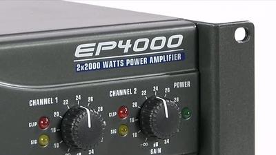 BEHRINGER EP 2000 / 4000 Europower
