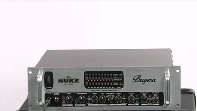 Bugera BTX36000 NUKE Bass Top Teil