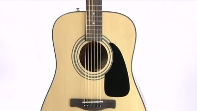 Fender CD-60 Dreadnought Westerngitarre