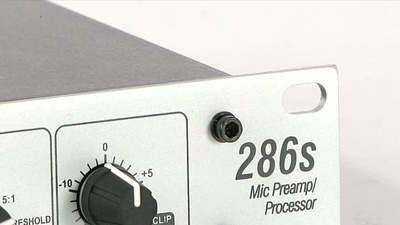 DBX 286 S Mikrofon-Prozessor
