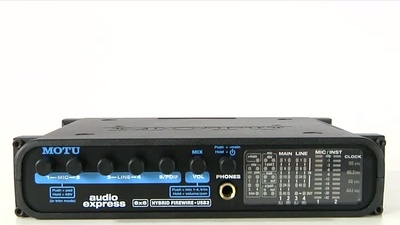 MOTU Audio Express Audiointerface