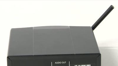 AKG WMS 40 Mini Vocal Wireless-System